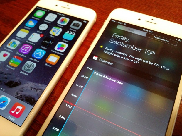 Here's how you can get notified when there is an iPhone 6 in stock at a local store.