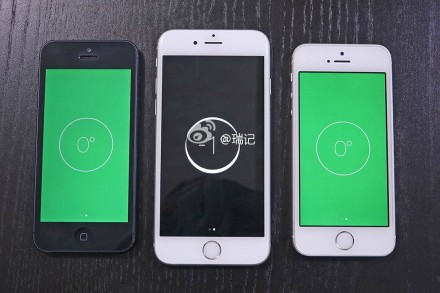 iPhone 5 vs. iPhone 6 vs. iPhone 5s.