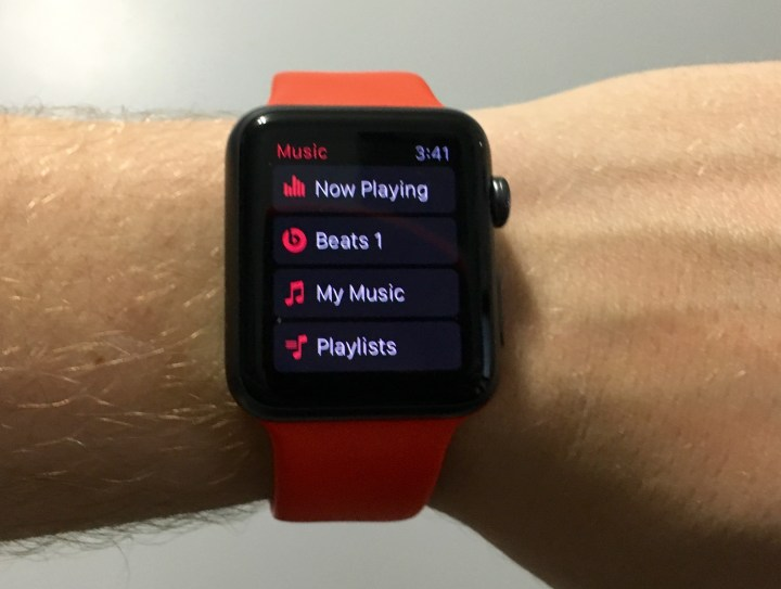 Keep Music on your Apple Watch