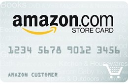 The new Amazon Store Card for Prime Members only works at Amazon.