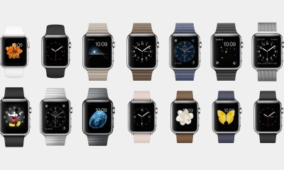 Apple Watch prices vary based on band and finish.