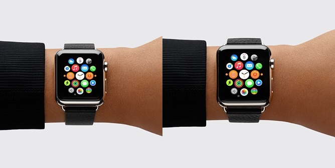 The bigger Apple Watch should deliver better battery life.