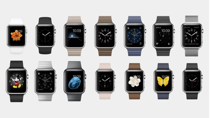Pick the Apple Watch band you love best before you pre-order.
