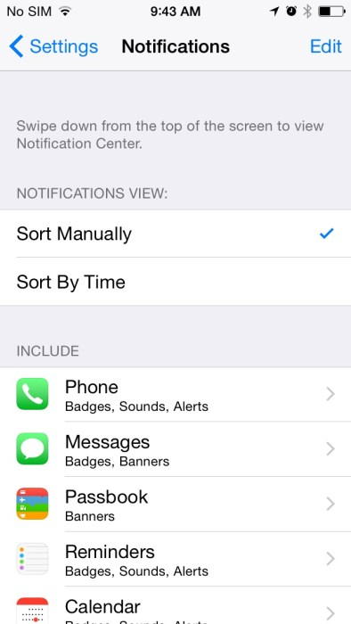 How to Stop Notification Badges on the iPhone  (4)