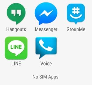 NoSIM-Apps