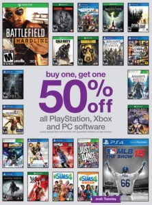 PS4 game deals round out the savings.