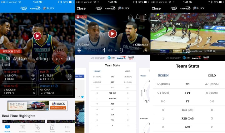 What you need to watch the March Madness live stream and follow the 2016 NCAA tournament from anywhere.