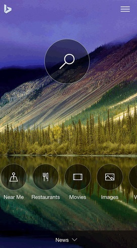 bing for iphone