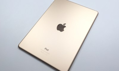 The new iPad air 2 is thinner, lighter and available in gold.