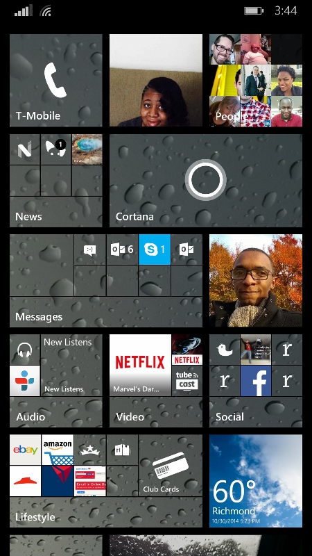 How of the best features of the Windows Phone 8.1 operating system is just  how flexible the Start Screen has become. Add space for more tiles inside  the ...
