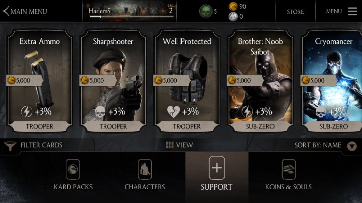 5 Tips for Mortal Kombat X for iPhone Players (5)