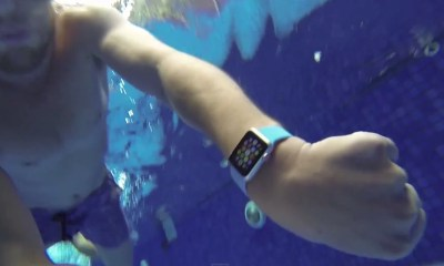 The Apple Watch waterproof text video shows that it can withstand a lot of torture.