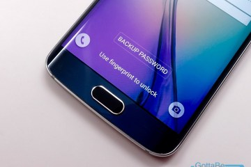 The Galaxy S6 Edge fingerprint sensor is the best I've used on an Android phone and on par with Touch ID.