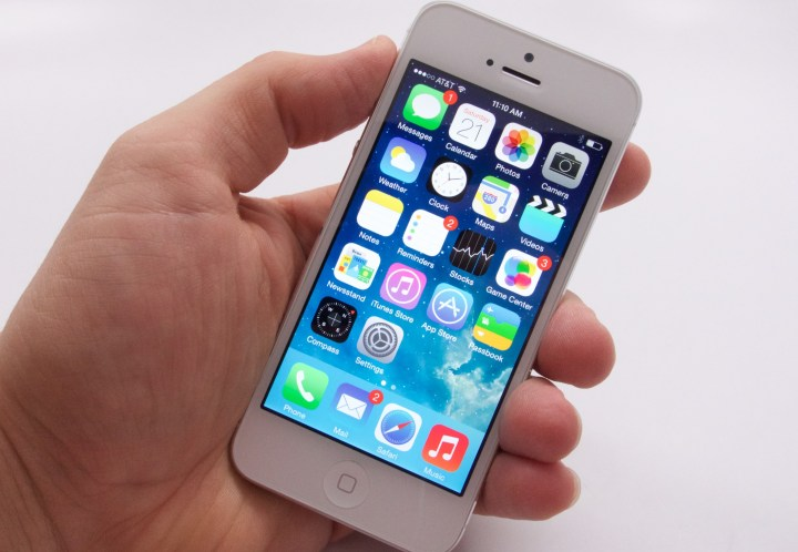 This Gazelle Certified iPhone 5 looks like it just came from the Apple Store.