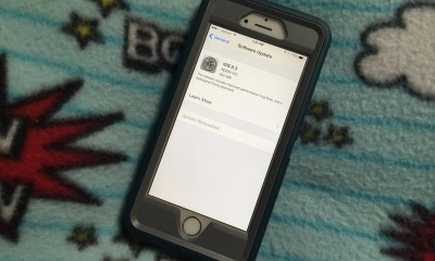 Your guide on how to install iOS 8.3.