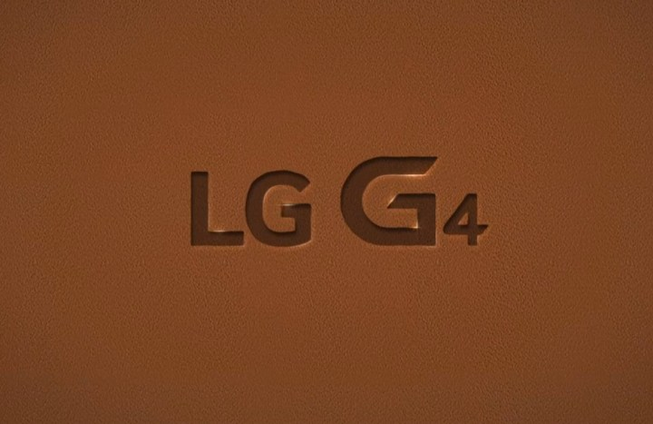 LG G4 Teaser