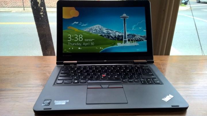 Lenovo ThinkPad Yoga 12 2015(10)