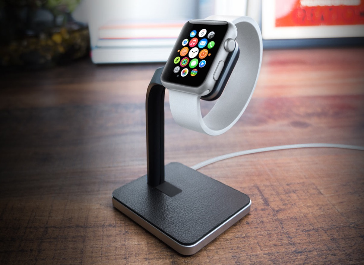 7 Exciting Apple Watch Stands & Docks