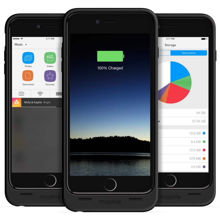 Store files on your iPhone 6 and iPhone 6 Plus even when you run out of internal storage.