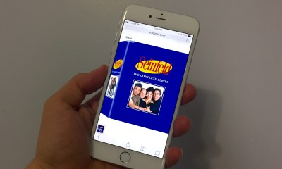 You can soon watch Seinfeld online.