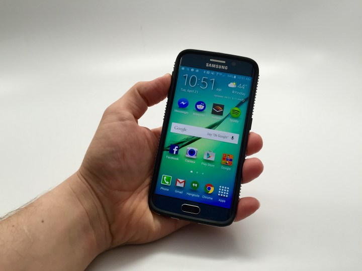 Speck CandyShell Grip Galaxy S6 Edge Case Review - 3