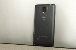 Verizon Galaxy Note 4 Lollipop Update Review - 1