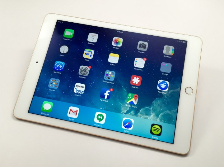 read our early iOS 8.3 review on the iPad Air 2 to see if you should upgrade.