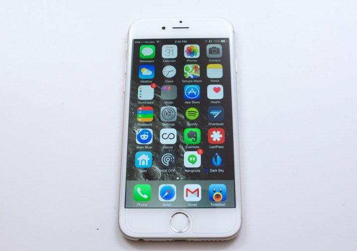Score big iPhone 6 deals in April 2015 on contract and off.