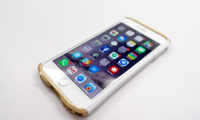 This is an excellent iPhone 6 Plus case.