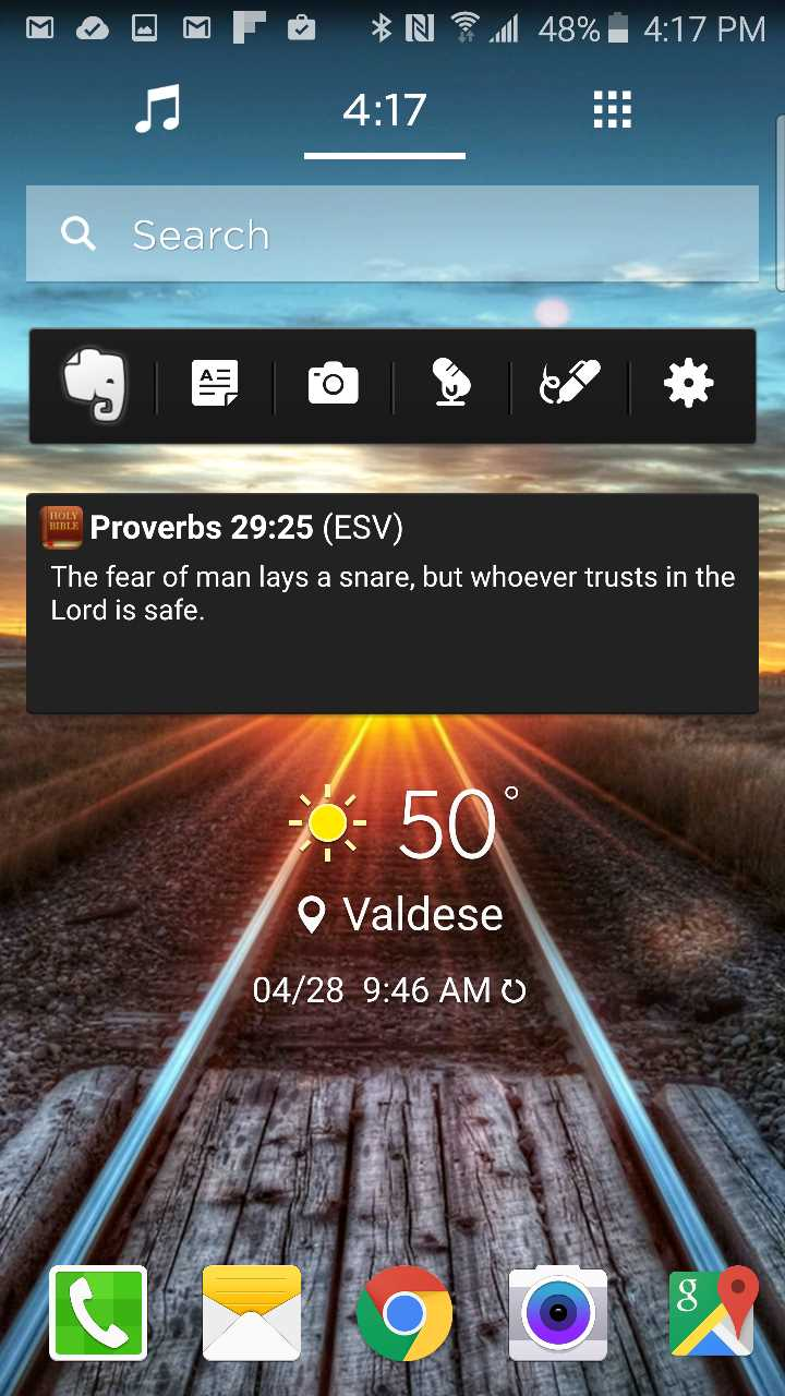 yahoo aviate launcher home