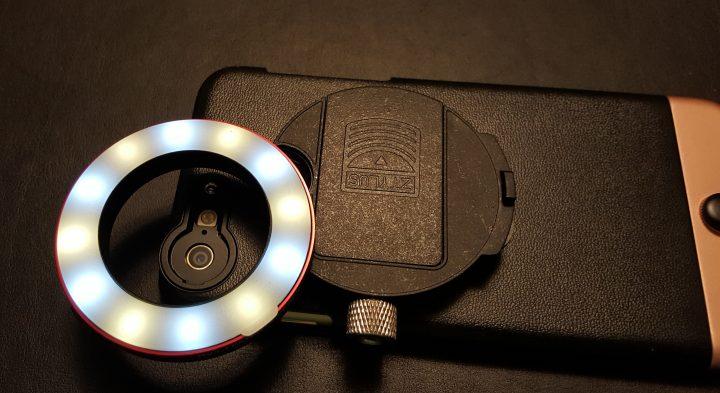 ZTYLUS LED Ring Light