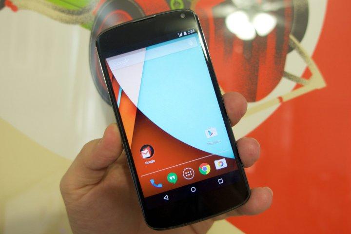 Nexus 4 Android 5.1.1 Release
