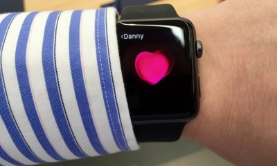 The Apple Watch delivers convenience, healthy reminders and ease of use.