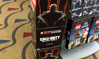 Count on midnight Call of Duty: Black Ops 3 release date events.