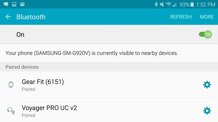 Solve Galaxy S6 Edge Bluetooth problems in a snap.