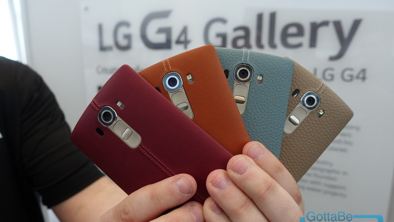 How to Change the LG G4 Text Message App