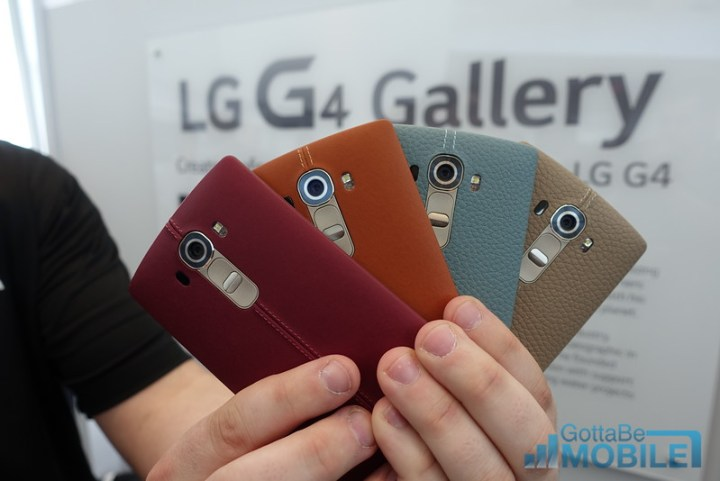 LG G4 Leather