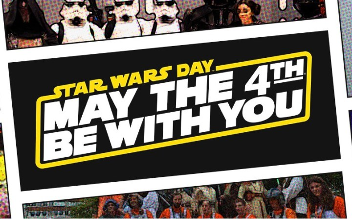 What to do and where to save on Star Wars Day.