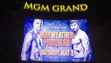 Everything viewers need to know about watching the Mayweather vs Pacquiao fight. Kobby Dagan / Shutterstock.com