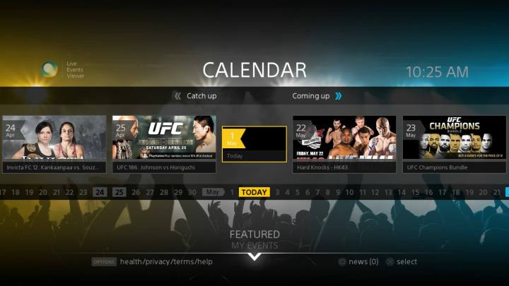 Don't expect to watch Mayweather vs Pacquiao on PS4 or PS3.