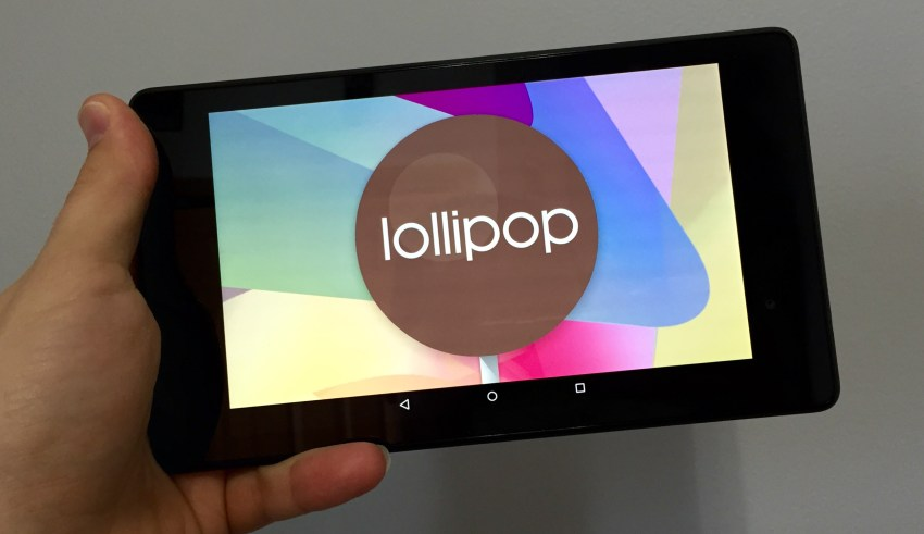 What you need to know about the Nexus 7 2013 Android 5.1.1 update.