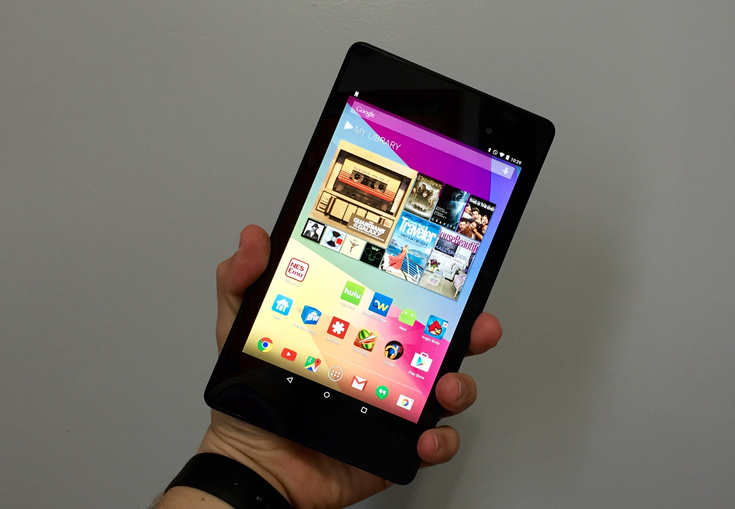 Nexus 7 2013 Android 511 Review Early  2