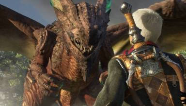 Drew and Thuban in Scalebound