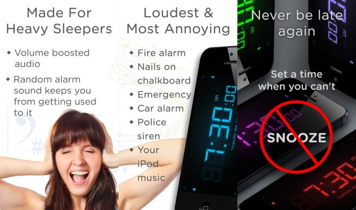 Loud Alarm Clock