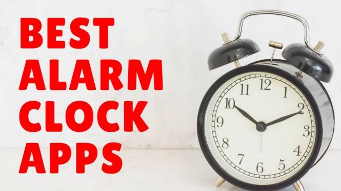 5 Best Alarm Clock Iphone S