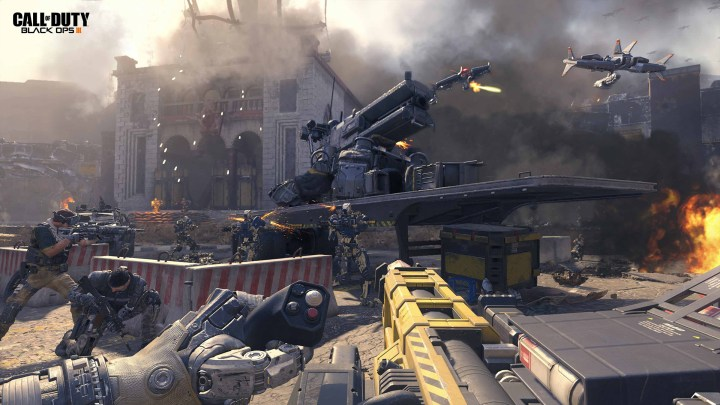 New Call of Duty Black Ops 3 details arrive before E3 2015.