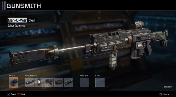 Call of Duty Black Ops 3 Gunsmith - 1