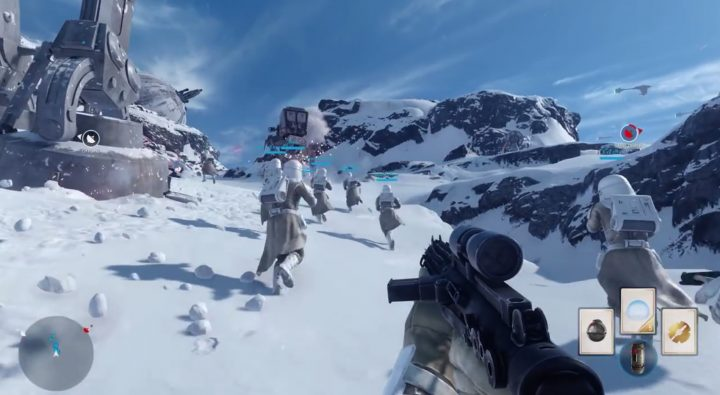 Exciting Star Wars Battlefront Details - 9