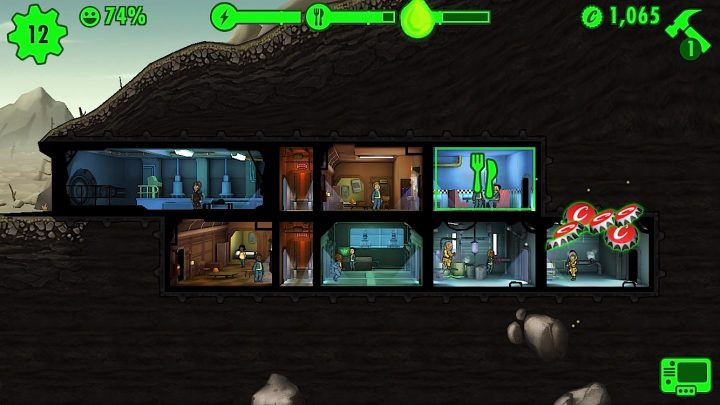 As you start to build, think about the layout of your vault.