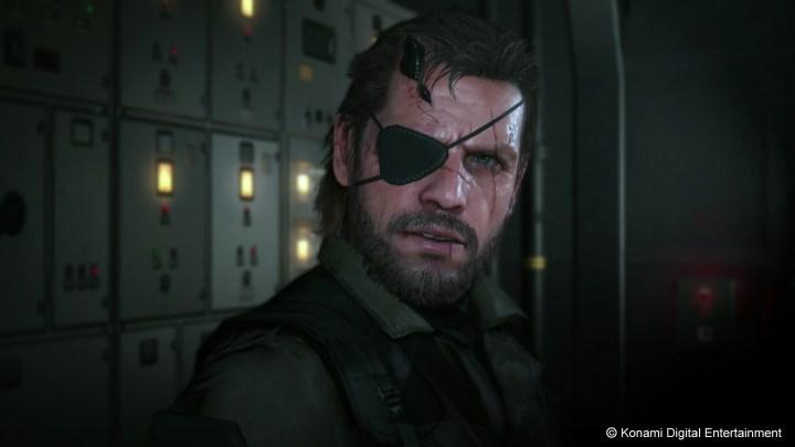 Metal Gear Solid 5 Release Date